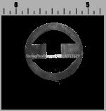 крышка подшипника 80х88