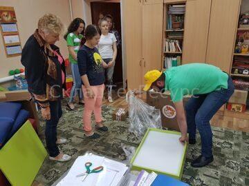 Благотворительная акция «Добро детям» - Большие добрые дела от СкладТехРесурс (6)